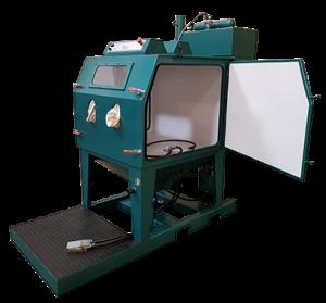 Gabinete para jateamento por sucção PU110DC