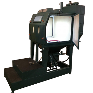 Gabinete para jateamento a pressão PP110 DC